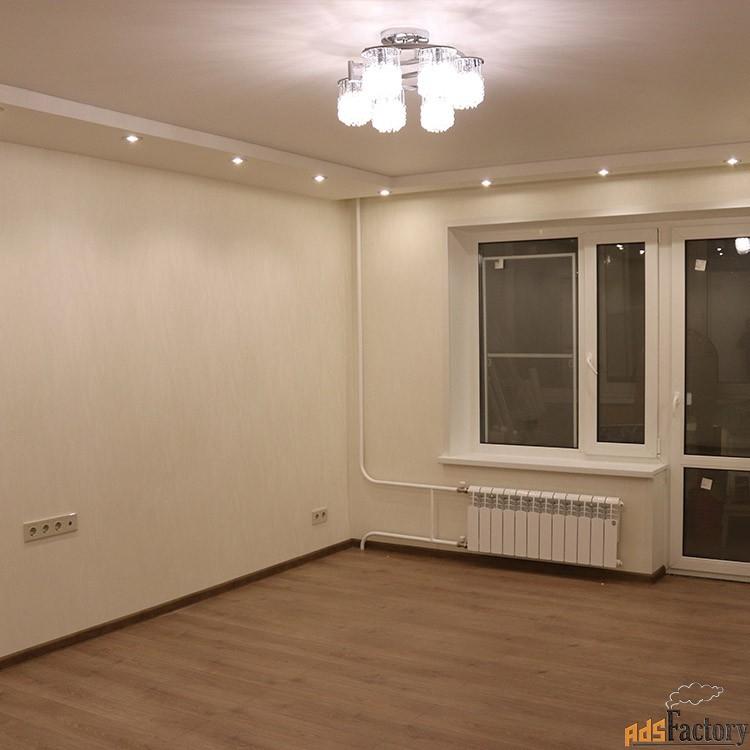 ремонт квартир любой сложности.