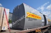 контейнерная азс вместимостью 10 куб. м  казс-10.1д