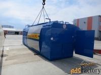 контейнерная азс на 2 вида топлива казс-5.2д