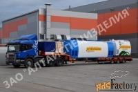 контейнерная азс вместимостью 20 куб. м казс-20.1д