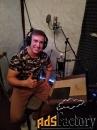 запись аудиокниг, стихов, рекламы, прозы на студии звукозаписи