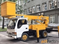 аренда, услуги автовышки от 12 до 25 метров.