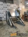 Подъёмник - опрокидыватель гидравлический для биг-боксов