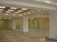 торговое помещение, 1035 м²