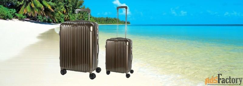 чемоданы на колесах aritocrat  по лучшей цене со скидкой по акции