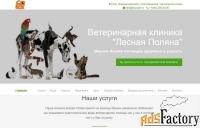 разработка сайтов для малого бизнеса