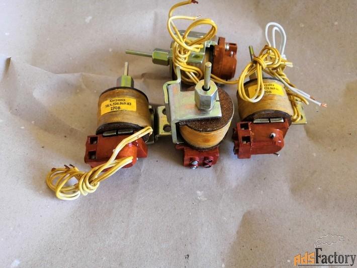 электромагнит отключения независимого питания пост. ток эонп