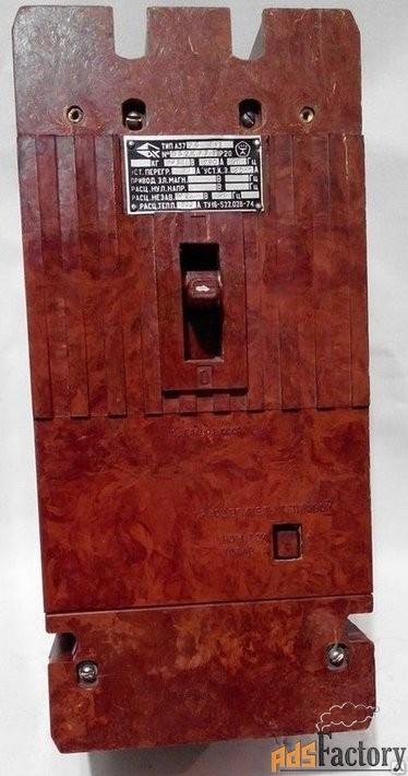 автоматический выключатель а3722 250а