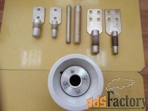 изоляторы проходные кру к-104 с комплектом крепежа 8ву.720.016