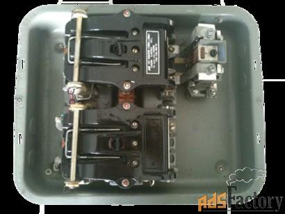 пускатель пае-324 (закрытый, с тепловым реле, реверсивный)