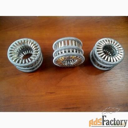втычные контакты ячеек кру пластинчатые тюльпан кр24 д24 мм 630-1000