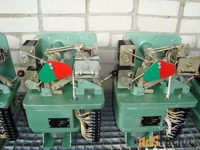 пэ-11, пэв-11а - электромагнитные приводы выключателей