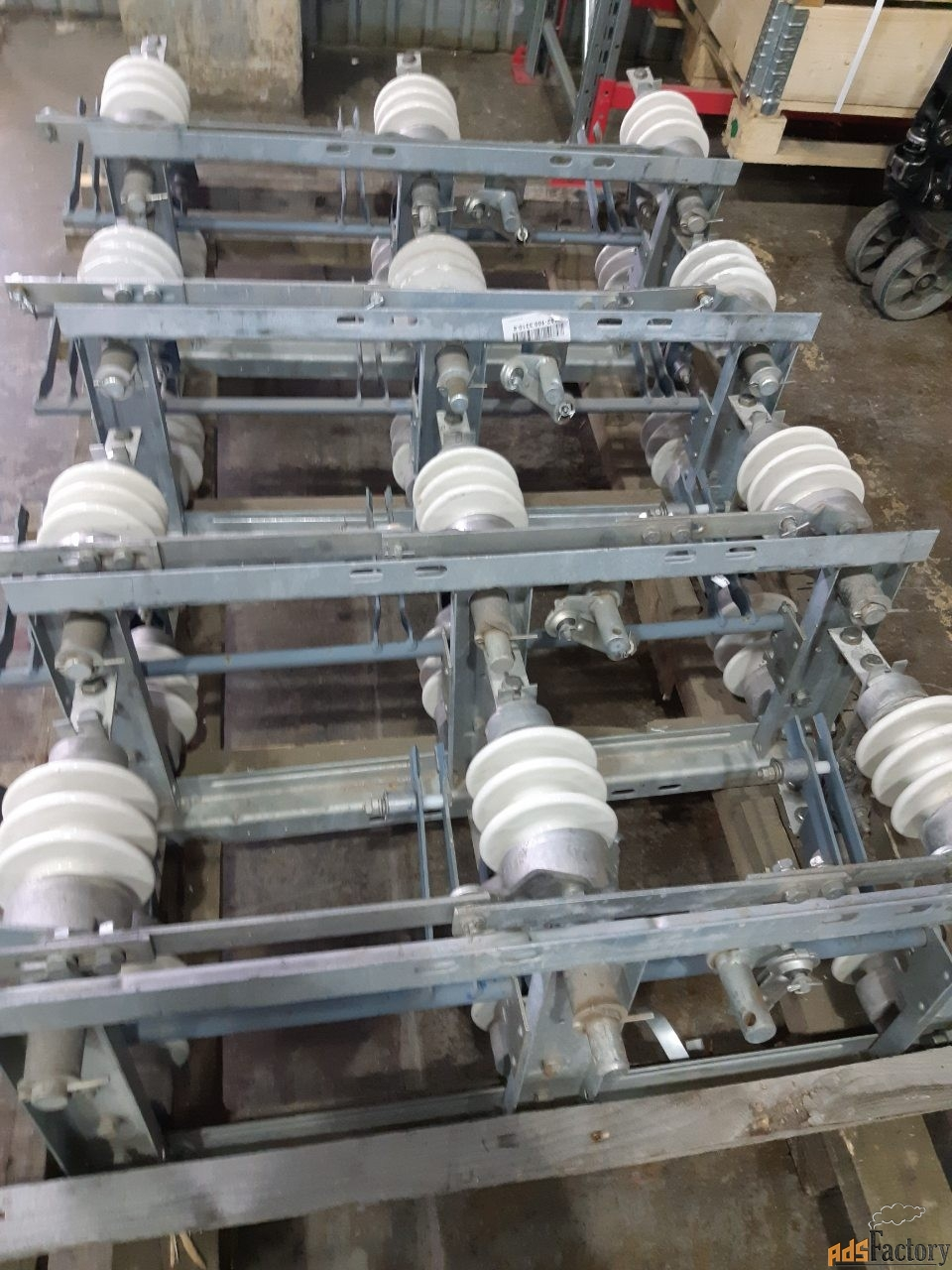 разъединитель рлнд-1.1-10б/400 нухл1 3п с прг-01-2бухл1