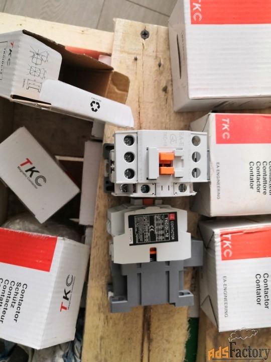 контакторы ткс9/tkc(d)9, ткс12/tkc(d)12, ткс18/tkc(d)18, ткс32/tkc(d)3