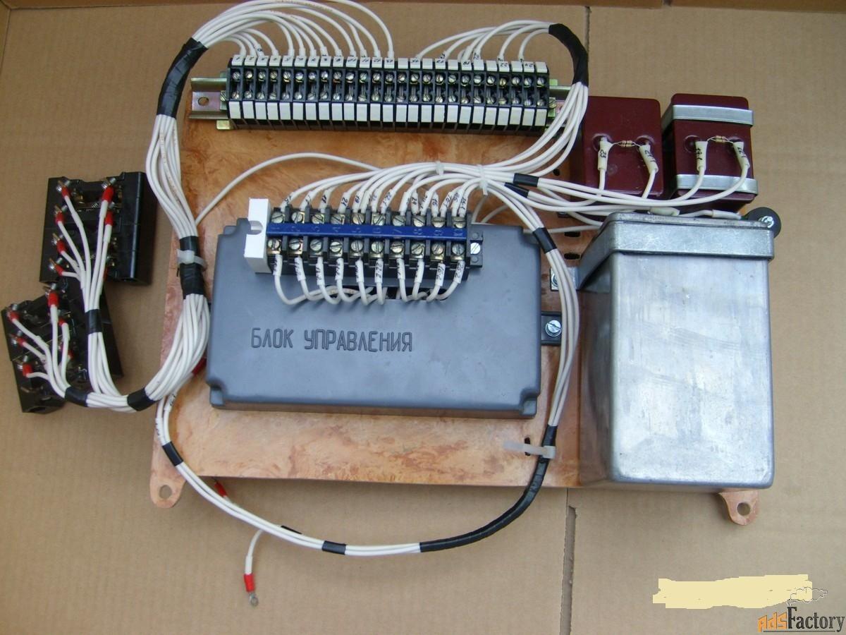 панель управления для выключателей ввтэ-м-10