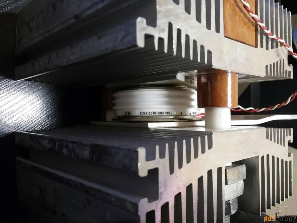 тиристоры силовые т253 с охладителями о253