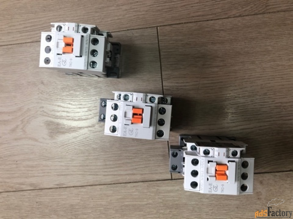 пускатель магнитный tkc(d)-9 uk=42v