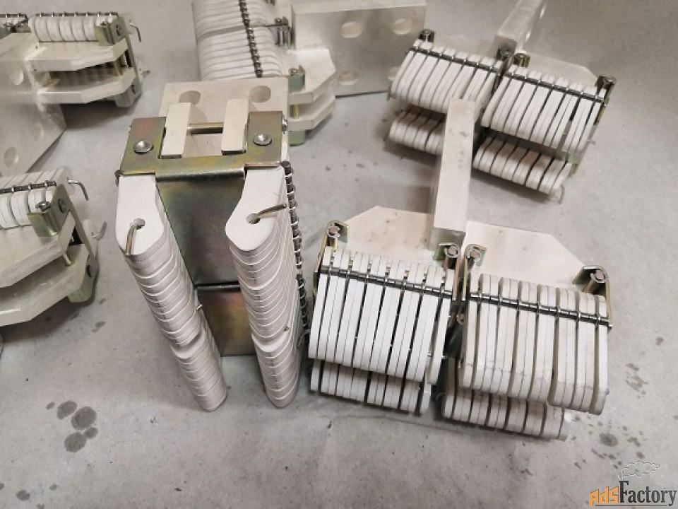 Контакт втычной (система контактная) ячейки К-61М 3150А