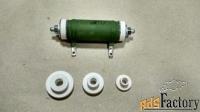 втулка керамическая электрофарфоровая резистора с5-35в (с5-36в), пэв,