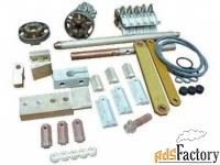запасные части к высоковольтным масляным выключателям 10 кв типа мгг-1