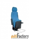 Кресло машиниста крана КР-3 (аналог GESSMAN KFS-4)