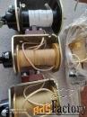 Электромагнит включения привода ППО-10 в сборе (5КА.520.067)