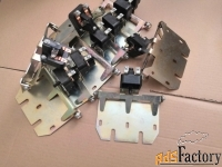 Скоба с блок-контактами для реле РЭО-401