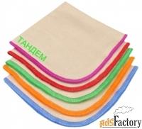 изготовление  салфеток для  уборки.  клининг