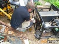 ремонт садовой техники на выезде
