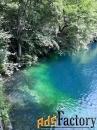 верхняя балкария, голубое озеро, аушигер