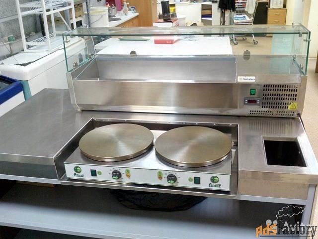 оборудование для приготовления блинов