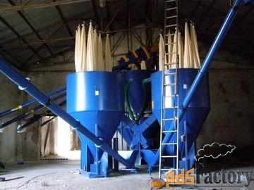 комбикормовый завод (польша) 4 т/ч