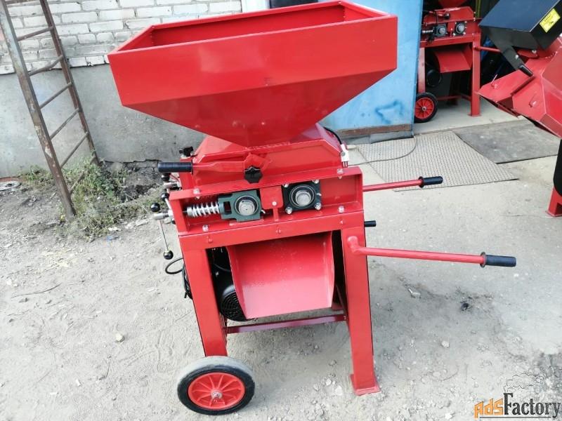 дробилка зерна дпм-3 т
