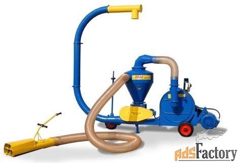 пневматический транспортер зерна 15 - 25 - 35 т/ч
