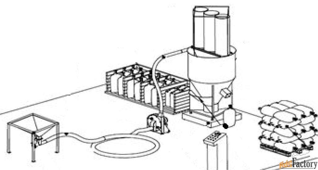 дробилка зерна смеситель