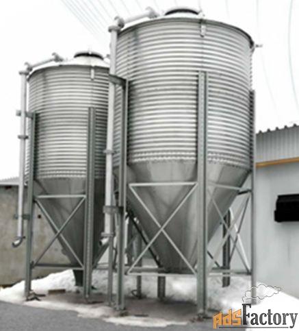 Зернохранилище, Бункера Накопители зерна (5 - 50 м. куб)