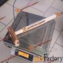 медный молоток искробезопасный 1 кг (1000гр) с деревянной ручкой