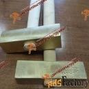латунный молоток искробезопасный 0,5 кг (500гр) с деревянной ручкой