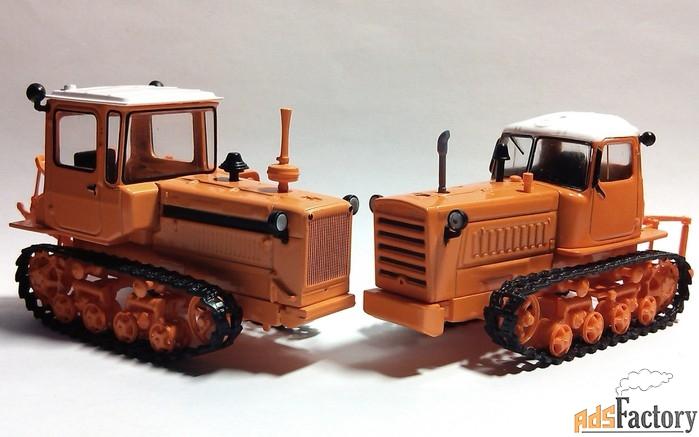 замена пускача пд-10 на стартер трактора т-4 (а-01) / дт-75 (а-41)