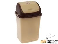 контейнер для мусора с плавающей крышкой