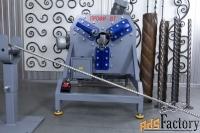 реализуем кузнечные станки профи-4м для «художественной  ковки»