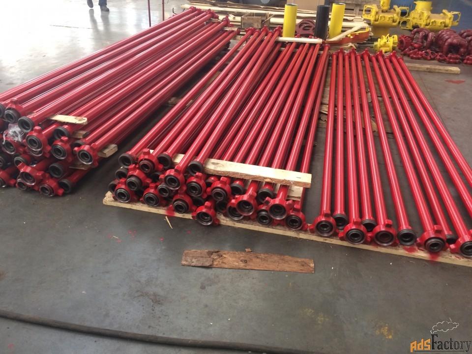 Запчасти цементировочный агрегат ЦА-320, АНЦ-320 ЗИП, РТИ