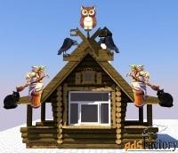 изготавливаем деревянные киоски любой сложности