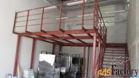 строительство антресольного этажа
