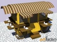 кафе на колесах. строительство и монтаж