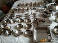 новая посуда zepter