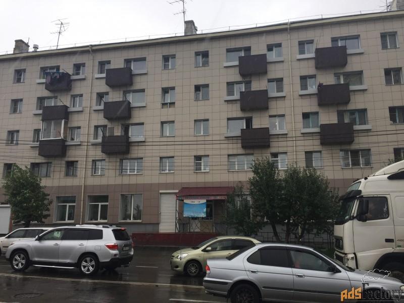 2 - комн.  квартира, 41,7 м², 3/5 эт.