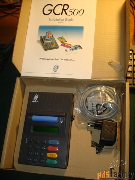 gemplus smart card reader gcr500-ush