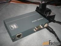 передатчик, приемник аудио - видео по витой паре