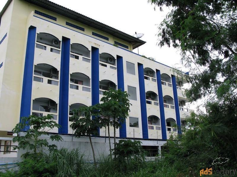 5 этажный отель с 35 номерами на продажу на пратамнак